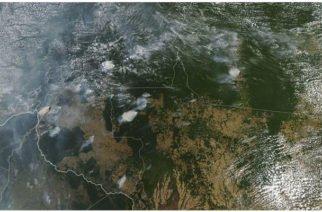 Perú decreta alerta ante probabilidad de que el incendio del Amazona ingrese a su territorio