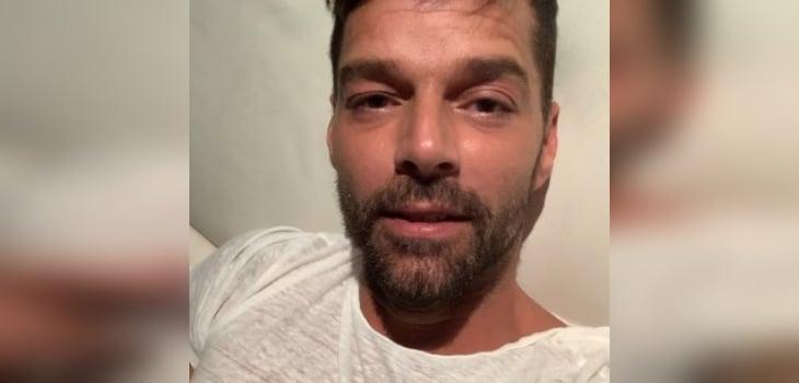 Ricky Martin preocupa al mundo tras revelar que padece delicada enfermedad