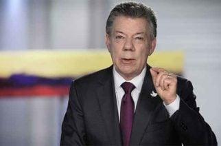 Santos dice que hay que seguirles cumpliendo a las Farc