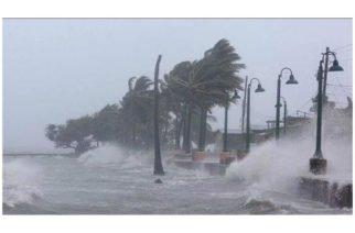 Se aproxima la tormenta tropical Dorian que podría convertirse en un huracán