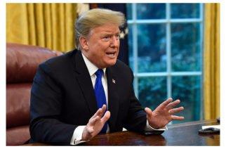 Trump aprueba reforma para que familias de inmigrantes sean detenidos indefinidamente