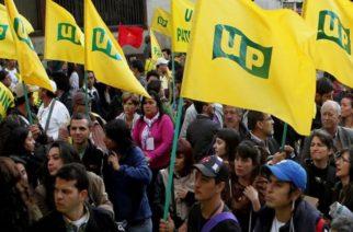 Unión Patriótica retira el apoyo al candidato a la Gobernación Valentín de la Barrera