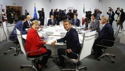 Países del G7 ayudarán a las naciones afectadas por el incendio en la Amazonía