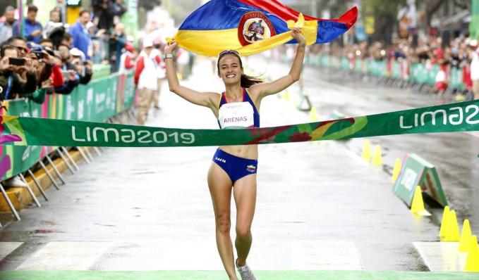 Colombia sigue brillando: Atletismo y Surf lograron tres medallas más en los Panamericanos