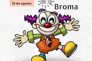 ¡Cuenta un chiste! Hoy 16 de agosto es Día Mundial de la Broma