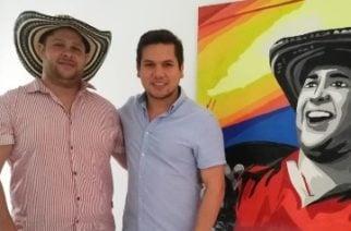 Andrés Calle explica por qué el cargo del hermano de Orlando Benítez no afecta su candidatura