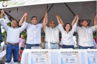 Sondeo La Piragua: Benítez lidera intención de voto para la Gobernación de Córdoba