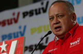 Diosdado Cabello asegura que Venezuela no tiene nada que ver con lo que ocurre en Colombia
