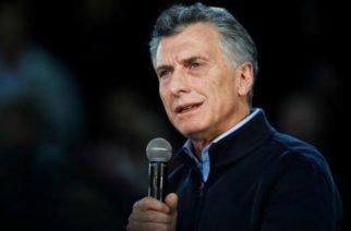 Presidente de Argentina advierte que de volver el kirchnerismo al poder tendrán una crisis de refugiados como la de Venezuela