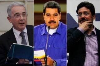 Vuelve la paranoia: Maduro acusa al senador Uribe de planear asesinarlo