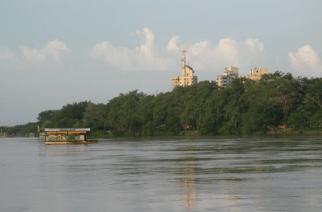 Gestión de Riesgo monitorea niveles del río Sinú por las constantes lluvias
