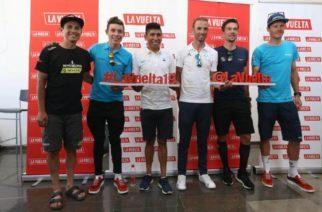 Hoy 11 colombianos dicen presente en la Vuelta a España 2019
