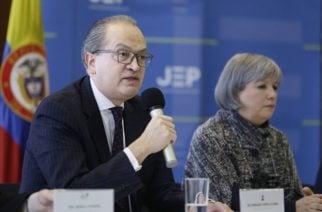 Procuraduría presentó a la JEP informe sobre 578 víctimas secuestradas por las Farc-EP