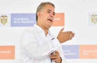 Duque dirige en Montería el N° 38 taller 'Construyendo país'