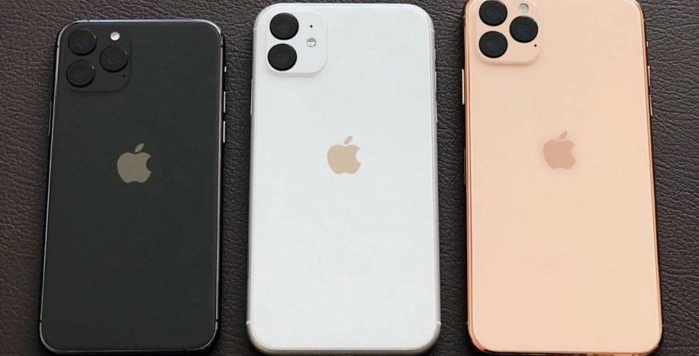 Estos serían los precios de los nuevos modelos de IPhone que lanzará Apple