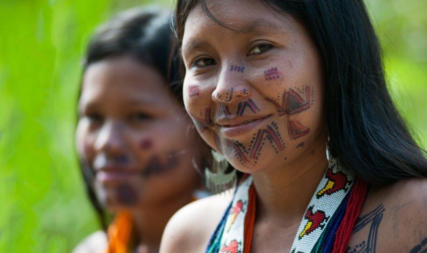 La población indígena en Colombia es de 1.905.617 personas, según censo del Dane