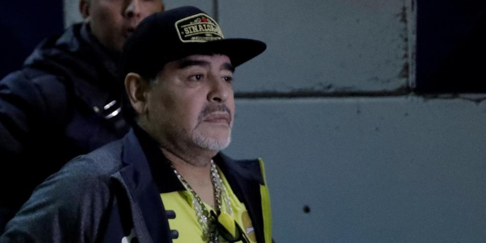 Diego Maradona vuelve a dirigir en el fútbol argentino