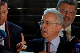 'Comandante Víctor' declaró en la Corte Suprema por el caso de Uribe