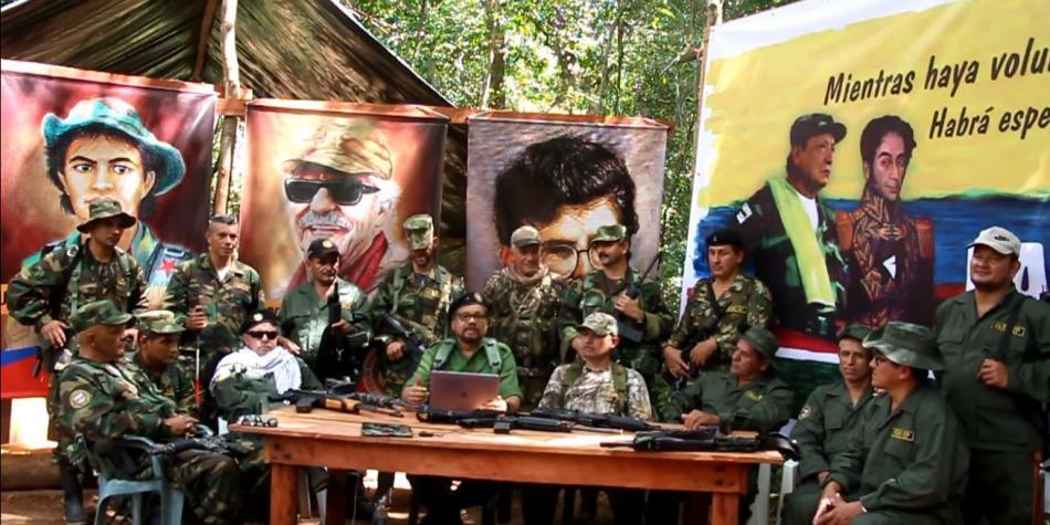 'Iván Márquez', 'Santrich' y su grupo fueron expulsados de la JEP