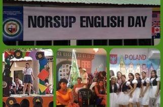 La Normal Superior de Montería incentiva el amor por el idioma inglés y sus estudiantes son los protagonistas