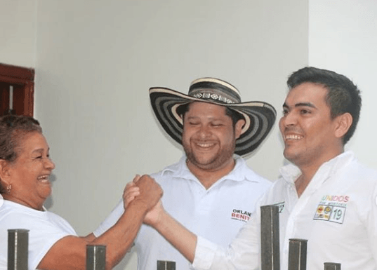 """""""Sus palabras, sonrisas, abrazos y consejos recargan de energía"""": José Luis Gómez, candidato al Concejo de Montería"""