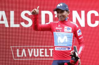 Cambió de equipo: Nairo Quintana ahora pertenece  a la escuadra francés Arkea-Simsic