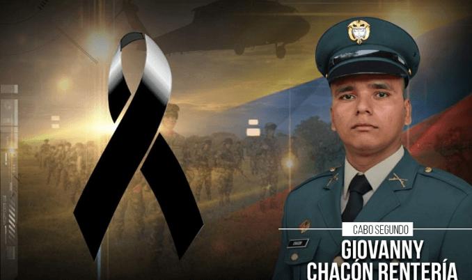 Asesinan a otro militar en el Bajo Cauca: Van cinco militares caídos en tan solo una semana