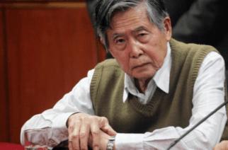 Fujimori recibió el alta médica y volvió a prisión