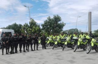 Nuevo grupo élite de la Policía operará en Montería para combatir hurtos y homicidios