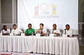Candidatos a la Alcaldía de Montería se someten a debate