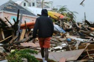 En Bahamas hay 2.500 desaparecidos tras el paso del huracán Dorian