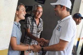 Fondo de Emprendimiento Departamental, propuesta que Carlos Gómez expuso a los chinuanos