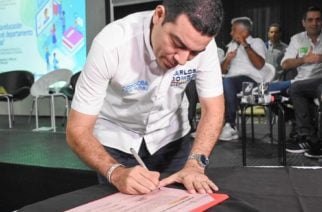 Carlos Gómez ratificó su compromiso con la educación superior