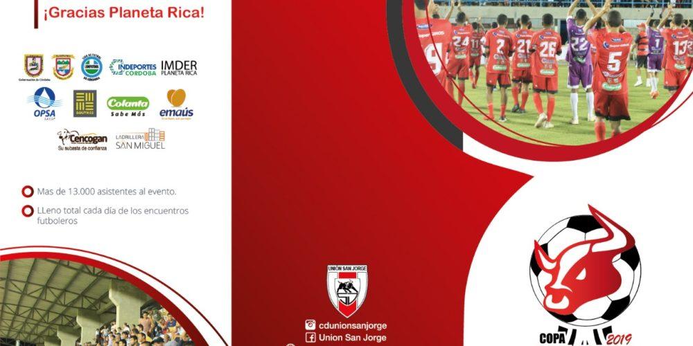 Tras la victoria de Junior Barranquilla en la Copa del San Jorge, desde ya anuncian la creación del torneo 2020