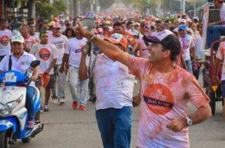 Boletín de campaña: Montelíbano ratifica que está con Carlos Gómez