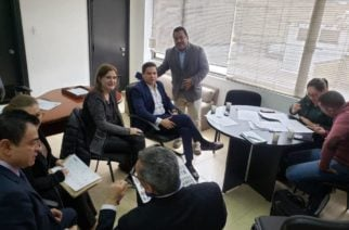 Avanza el proceso para establecer el Megacomando de Policía de Montelíbano