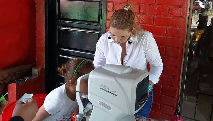 A través del programa 'Nuevas Criaturas' Confracor realizó brigada médica a hijos de prisioneros