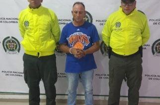 Alias 'Mata siete', jefe de sicarios del 'Clan del Golfo', fue capturado en Montería