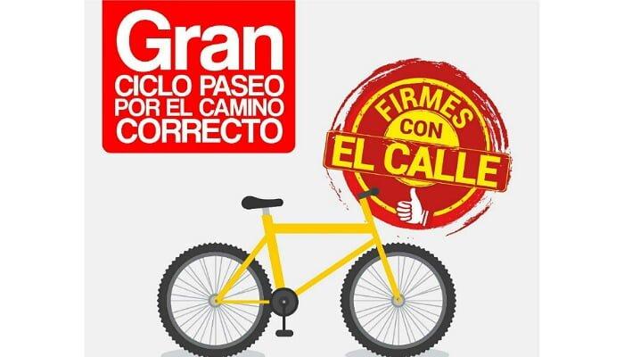 Montelíbano se prepara para el 'Gran Ciclopaseo por el camino correcto' de la mano de la Gabriel Calle