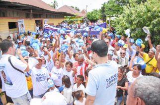 Carlos Gómez planea que Córdoba no siga de espaldas a la ciénaga de Ayapel