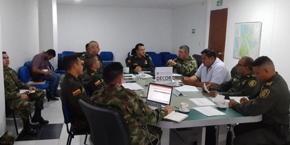 Centro de Atención de Riesgo Electoral, la estrategia de la Policía para acompañar candidatos