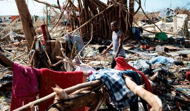 Víctimas del huracán Dorian dicen que el Gobierno de Bahamas no les ha prestado mucha atención