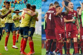 Colombia disputa hoy amistoso contra Venezuela