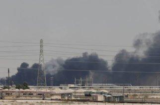 «Guerra total» advierte Arabia Saudí tras ataque a sus refinerías