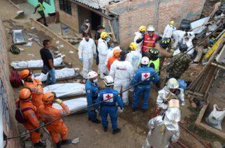 Tragedia: Mueren siete personas tras desplomarse una aeronave en Popayán, Cauca