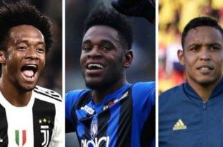 Entérate de la fortuna que ganan estos siete futbolistas colombianos