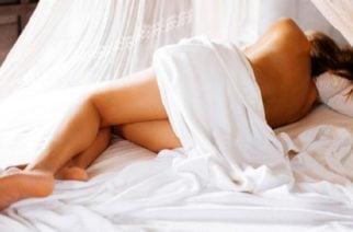 """Estudio indica que las mujeres que duermen desnudas son mejores """"polvos"""""""