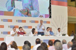 """Duque sobre pedido de Constituyente por 'Iván Márquez': """"Colombia no come cuentos"""""""