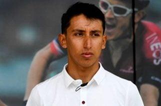 Egan Bernal no pedaleará en el Mundial de Ciclismo