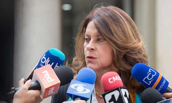 """""""El Gobierno ha aumentado las medidas de protección"""": Vicepresidente sobre amenazas a candidatos políticos"""